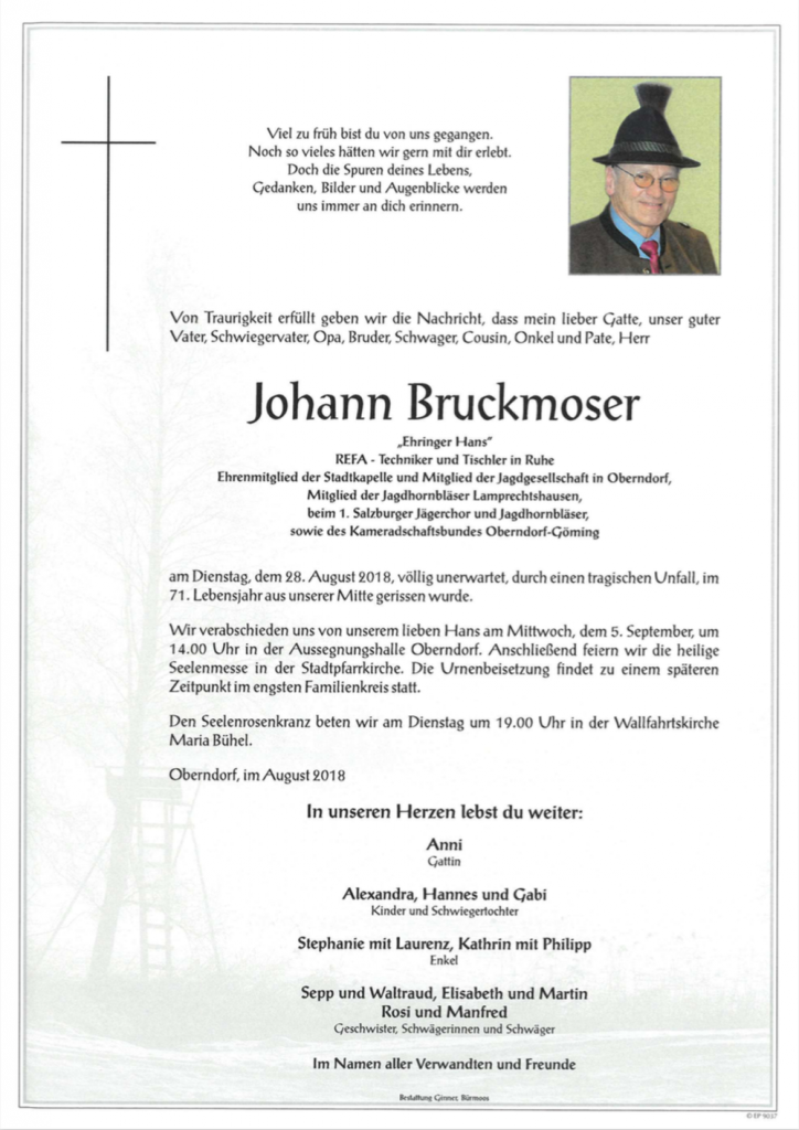Parte Johann Bruckmoser